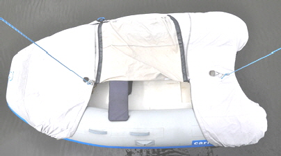 Dinghy-flap